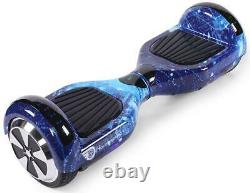 Hoverboard Electric Scooter Bluetooth 6.5 Inch Wheels Self-balancing Scooter