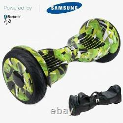 Hoverboard Electric Self Balancing Swegway 10 inch all terrain off road + BAG