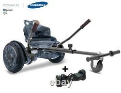 Hoverboard Electric Self Balancing segway 10 inch + Hover kart off road + BAG
