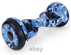 Hoverboard Electric Self Balancing segway 10 inch all terrain off road + BAG