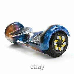 Hoverboard Hover Board Bluetooth Music 6.5 LED Wheels Balance Board Electric