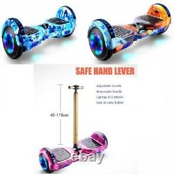 Hoverboard Scooter Self Balancing Electric Hover Board Skateboard Safety handle