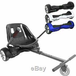 IScoot Hoverkart Go Kart Balance Hover Board Self Balancing Electric Scooter Kit