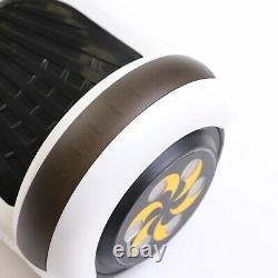 LIMITED EDITION6.5 Self Balancing Electric Scooter HOVERBOARD LED+BLUETOOTH+BAG