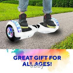 LIMITED EDITION Self Balancing Electric Scooter HOVERBOARD LED+BLUETOOTH+BAG