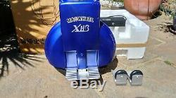 MACWHEEL XHB Dual Wheeled Self Balancing Electric Unicycle