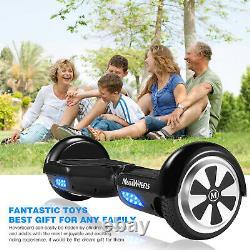 MEGAWHEELS Hoverkart Go Kart Hoverboard Self Balancing Electric Scooter Kit