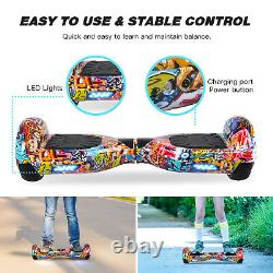 Megawheels Hoverboard 6.5 Electric Scooter Self-Balancing Scooter Balance Board