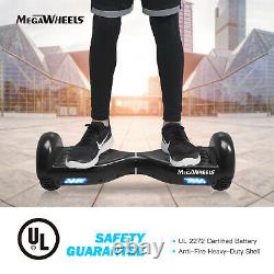 Megawheels Hoverboard Electric Scooters Bluetooth Self Balancing Board HoverKart