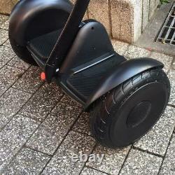 Mini Segway Balance Scooter Electric Skateboard Black 006