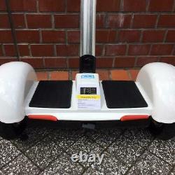 Mini Segway Balance Scooter Electric Skateboard White 005