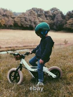 NEW 2021 12 inch electric balance bike 24V Lithium ages 3-6