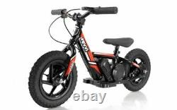 NEW COLOURS 2021! REVVI 12 Electric Balance Bike, for Kids 2-6 Year Olds