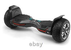 NEW Hummer Hoverboard 8.5 Electric Self Balancing Scooter Bluetooth Speaker