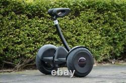 NEW Ninebot S by Segway Smart Self Balancing Transporter Electric Scooter Black