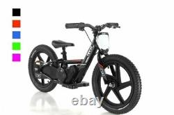 NEW! REVVI 16 Electric Balance Bike, for Kids 5+ Year Olds
