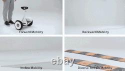 NEW Segway Ninebot S Smart Self Balancing Electric Transporter BLACK
