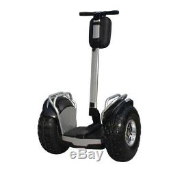 New 2020 Model 2000with60v Off Road Electric Self Balance Vehicle Outdoor Vehicle