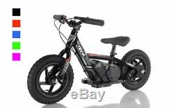 New! 2020 Revvi 12 Electric Kids Balance Bike MX Bicycle Bike Pit Kids 2 speed