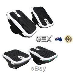 New Gextek Hovershoe Electric Hover Shoes Self Balancing Scooter Smart Skate