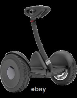 Ninebot S by Segway Self-Balancing Electric Transporter Black