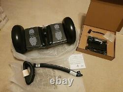 Ninebot S by Segway Self-Balancing Electric Transporter Black RRP £499