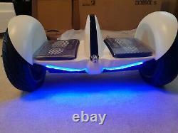 Ninebot S by Segway Self-Balancing Electric Transporter White RRP £499 3