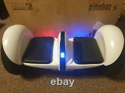 Ninebot S by Segway Smart Self Balancing Transporter Electric Scooter white