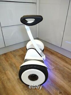 Ninebot by Segway S Smart Self-Balancing Electric Transporter White UK Version