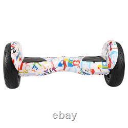 RangerBoard 10'' Hoverboard Self Balancing Electric Scooter Bluetooth Graffiti
