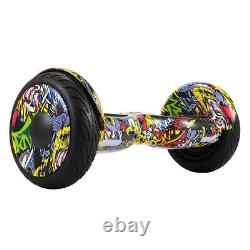 RangerBoard 10'' Hoverboard Self Balancing Electric Scooter Bluetooth Hip-Hop