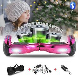 RangerBoard 6.5 Hoverboard Self Balancing Electric Scooter Bluetooth Pink