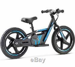 Renegade BB16 24V Lithium Electric Balance Bike Motorbike 16 Wheels Blue