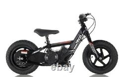 Revvi 12 Electric Balance bike IN STOCK Free next day delivery RED