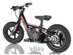 Revvi Electric Childrens Balance Bike 12 Red IN STOCK NOW NEXT DAY DELIVERY
