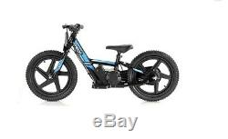 Revvi Electric Childrens Balance Mx / Pit Bike 16 wheels Blue IN STOCK NOW
