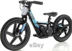 Revvi Electric Childrens Balance Mx / Pit Bike 16 wheels -Blue -PRE-ORDER Sept