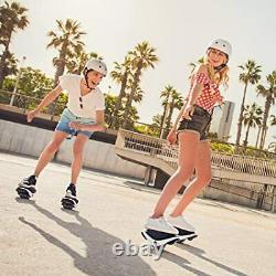 Segway Ninebot Drift W1 Balancing Electric Roller Skates Hovershoes, White