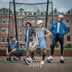 Segway Ninebot Drift W1 Electric Roller Skates Hovershoes Self Balancing LED
