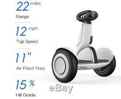 Segway Ninebot S-Plus Smart Self Balancing Electric Scoot Transporter AI Intel