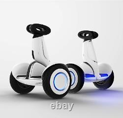 Segway Ninebot S-Plus Smart Self-Balancing Electric Scooter Light Battery Remote