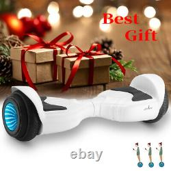 Self Balancing Electric Scooter 6.5inch Hover Board Top Balance Board LED Wheels