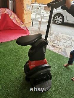 Self balance electric vehicle