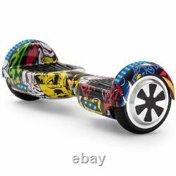 Self-balancing Scooter 6.5 Inch Hip-hop Hoverboard Bluetooth Electric Scooters