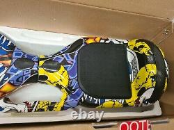 Smart Balance Scooter, Blue, Hoverboard, Electric Balance Board NEW, Boxed