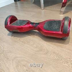 Smart Balance Wheel / Segway (like Electric Scooter) Red