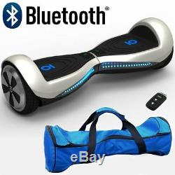 Swegway 6.5 Chic Electric Self Balance Hover Scooter 2 wheel Board Bluetooth UK